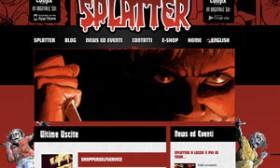 Splatter Comics