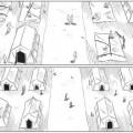 L'Aquila 3.32. Una scena del fumetto di Becco Giallo
