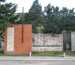Monumento ai martiri di Capistrello