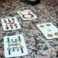 perdere una partita a carte