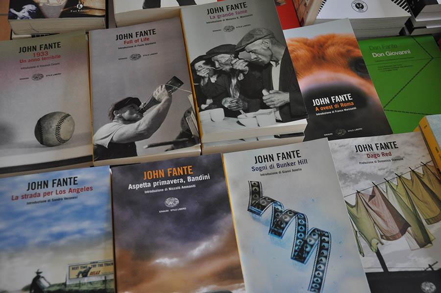 John Fante Festival. Bibliografia