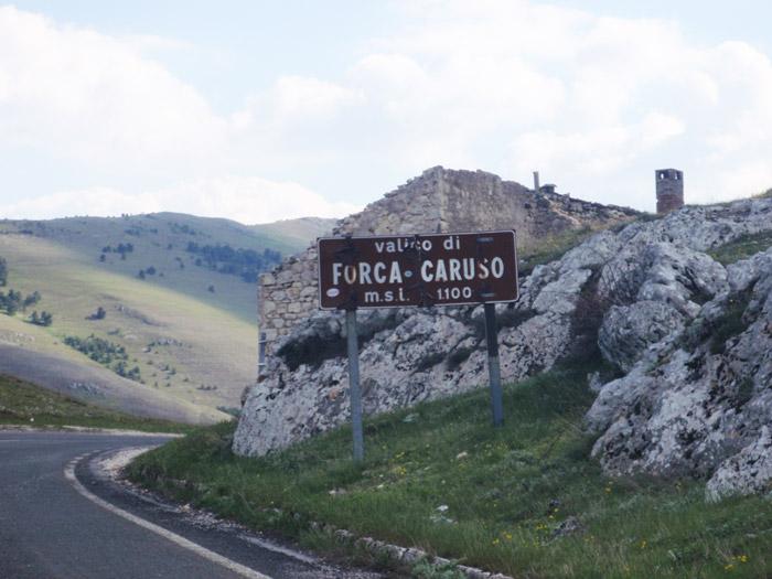 L 39 abruzzo lungo la tiburtina valeria - Caruso porta romana ...