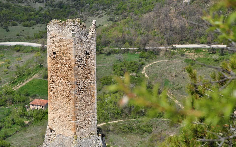Pescina-Sentiero-Silone