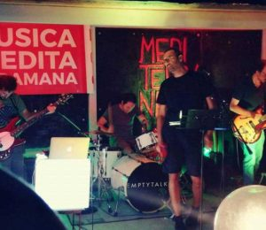 Amelie Tritesse Band Teramo